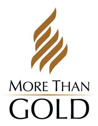 More Than Gold logo