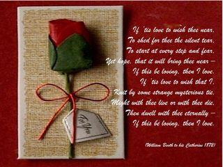 Valentines Day 2014 William 1872 poem