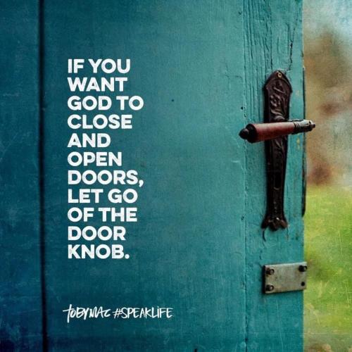 Spiritual door