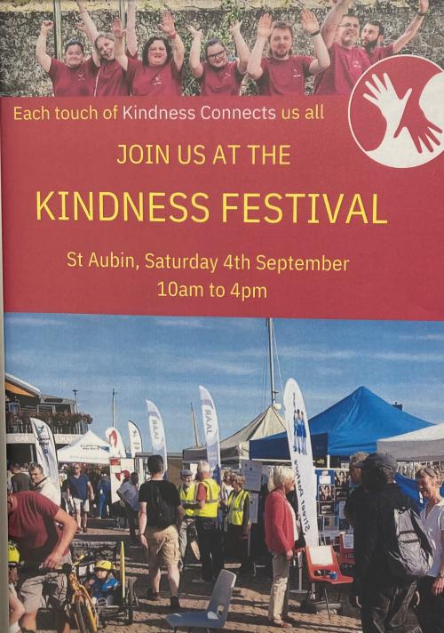 Kindness Festival Sept 2021