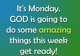 Amazing Monday