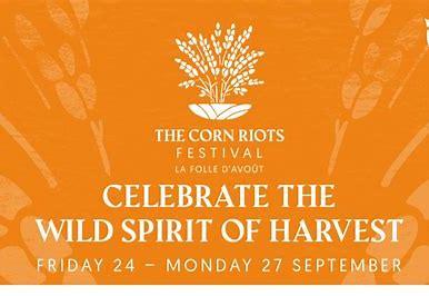 The Jersey Corn Riots festival