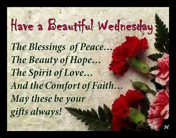 Beautiful Wednesday