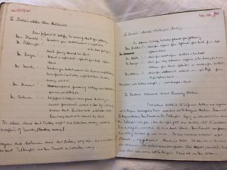 Viscount's Inquest Book