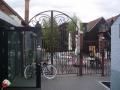 Dahl - Willy Wonka gates